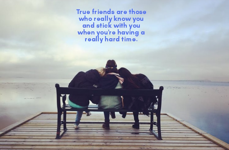 Trust, Friends And Depression