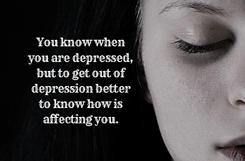 How To Know When You Are Depressed